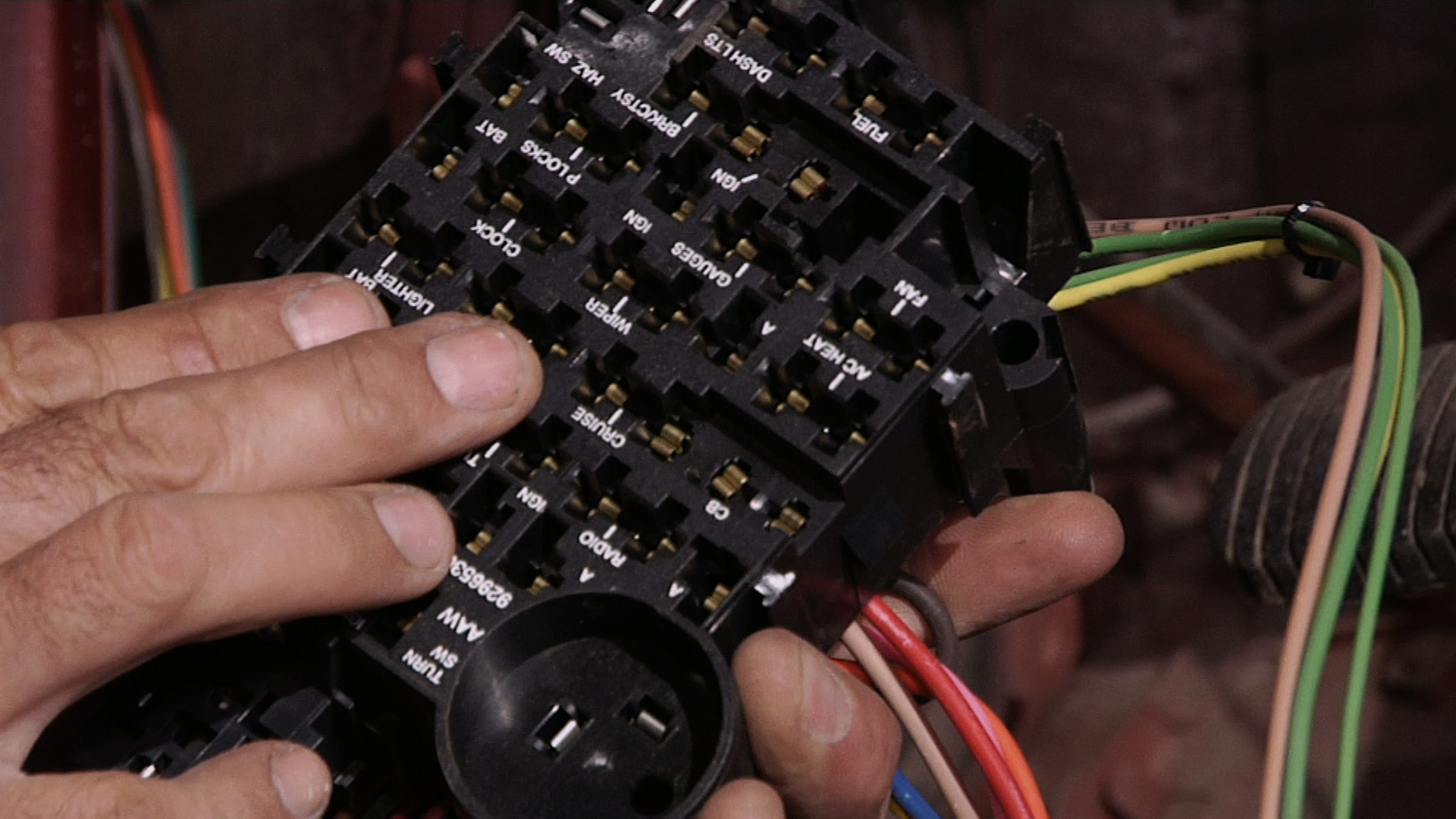 classic car maintenance tips wiring harness. Black Bedroom Furniture Sets. Home Design Ideas