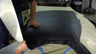Learn How to Install a Vinyl Top on a Car