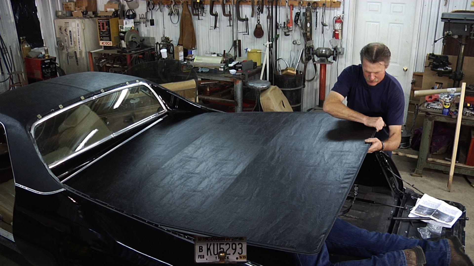 Installing An El Camino Tonneau Cover