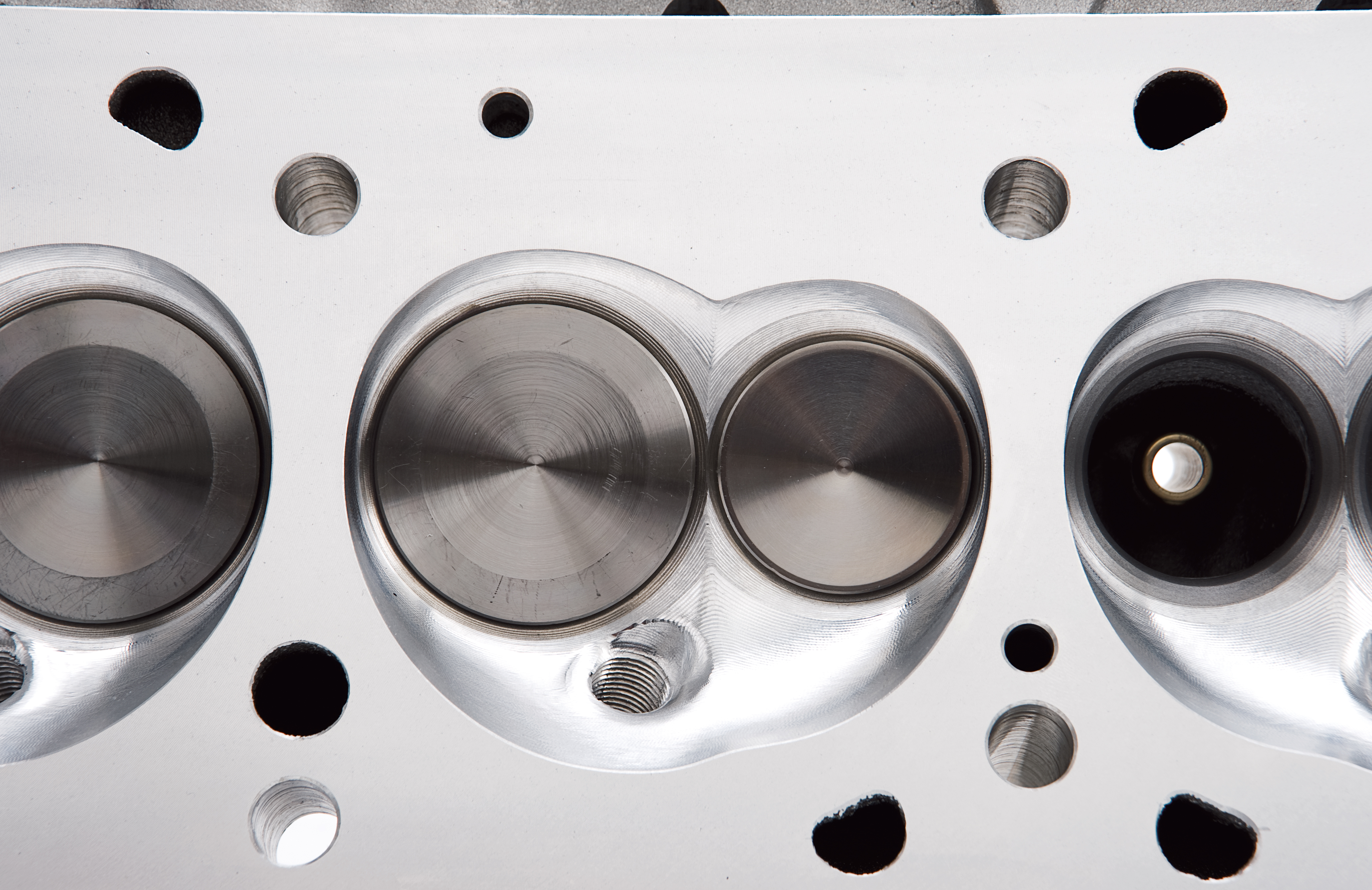 Pontiac Performer CNC Cylinder Heads for 455 Engines