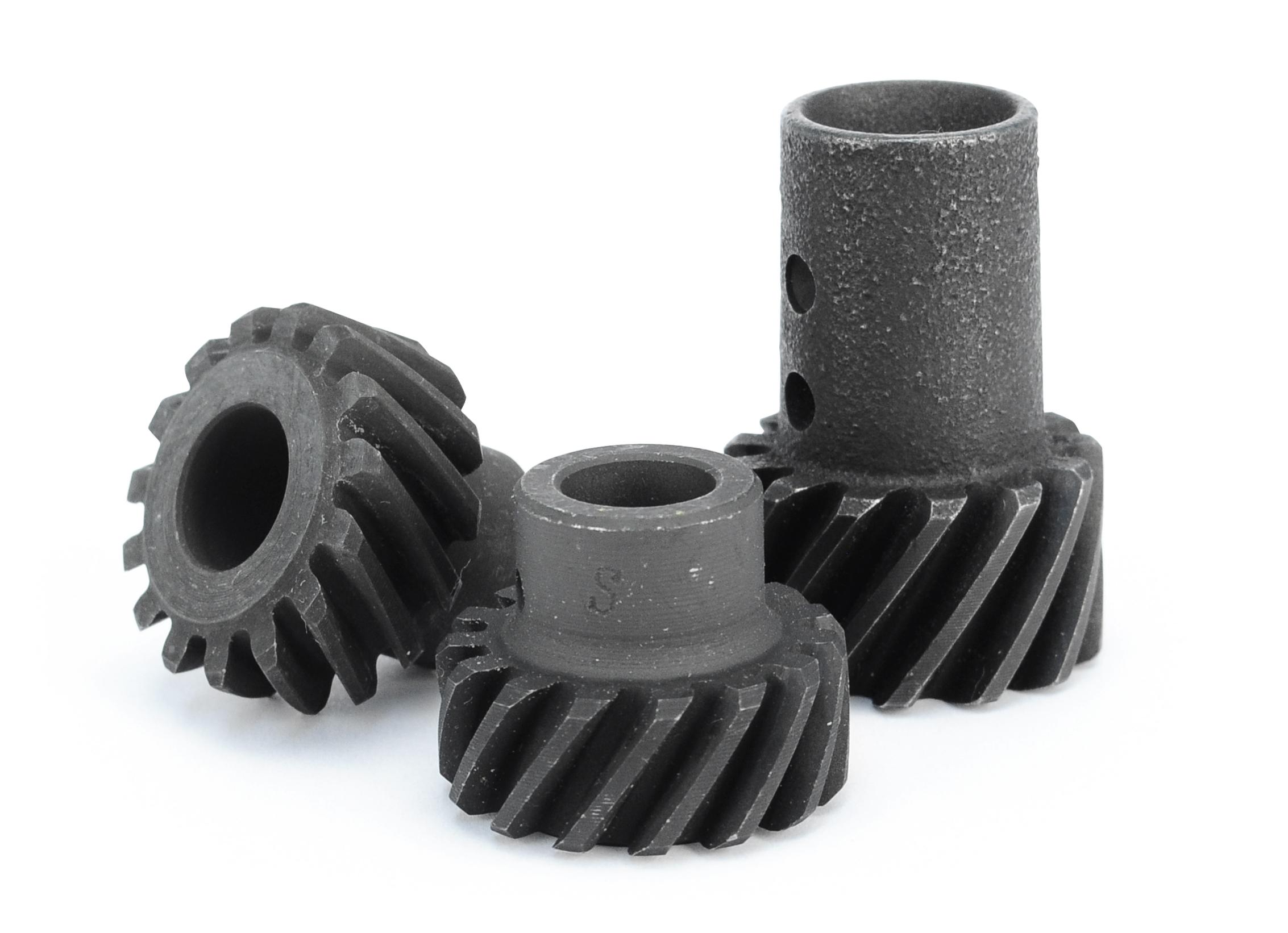 Melonized Distributor Gears