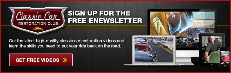 classic car restoration club newsletter info