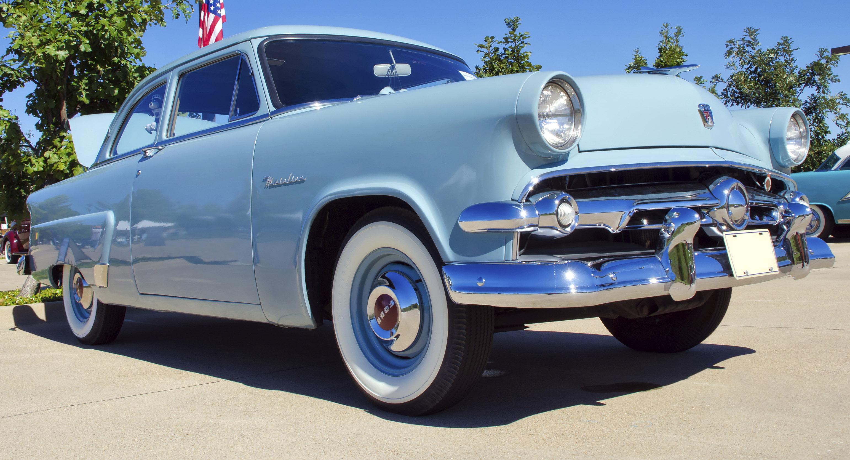 BLUE OVAL ENGINE SWAP   Classic Car Restoration Club