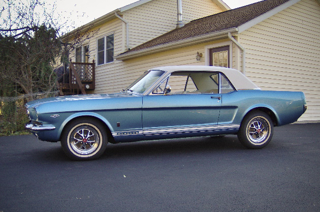 1965 Ford Mustang Gt Hipo Classic Car Restoration Club