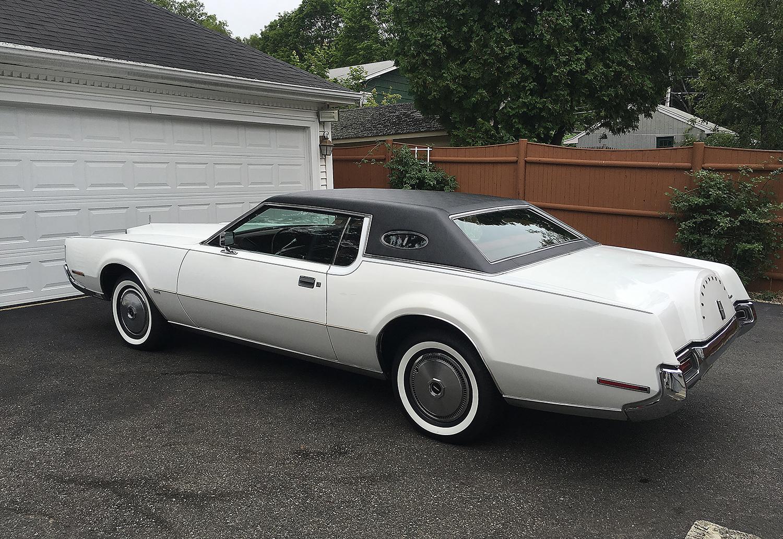 1972 Lincoln Mark IV | Classic Car Restoration Club