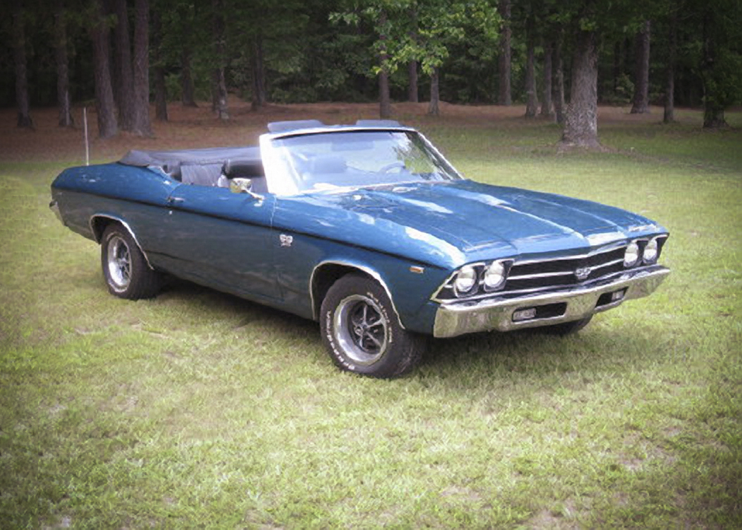 I Purchased My 1969 Chevelle SS Convertible About 5 Years Ago After Searching For A While Located This Great Nearby In Missouri And Knew Right