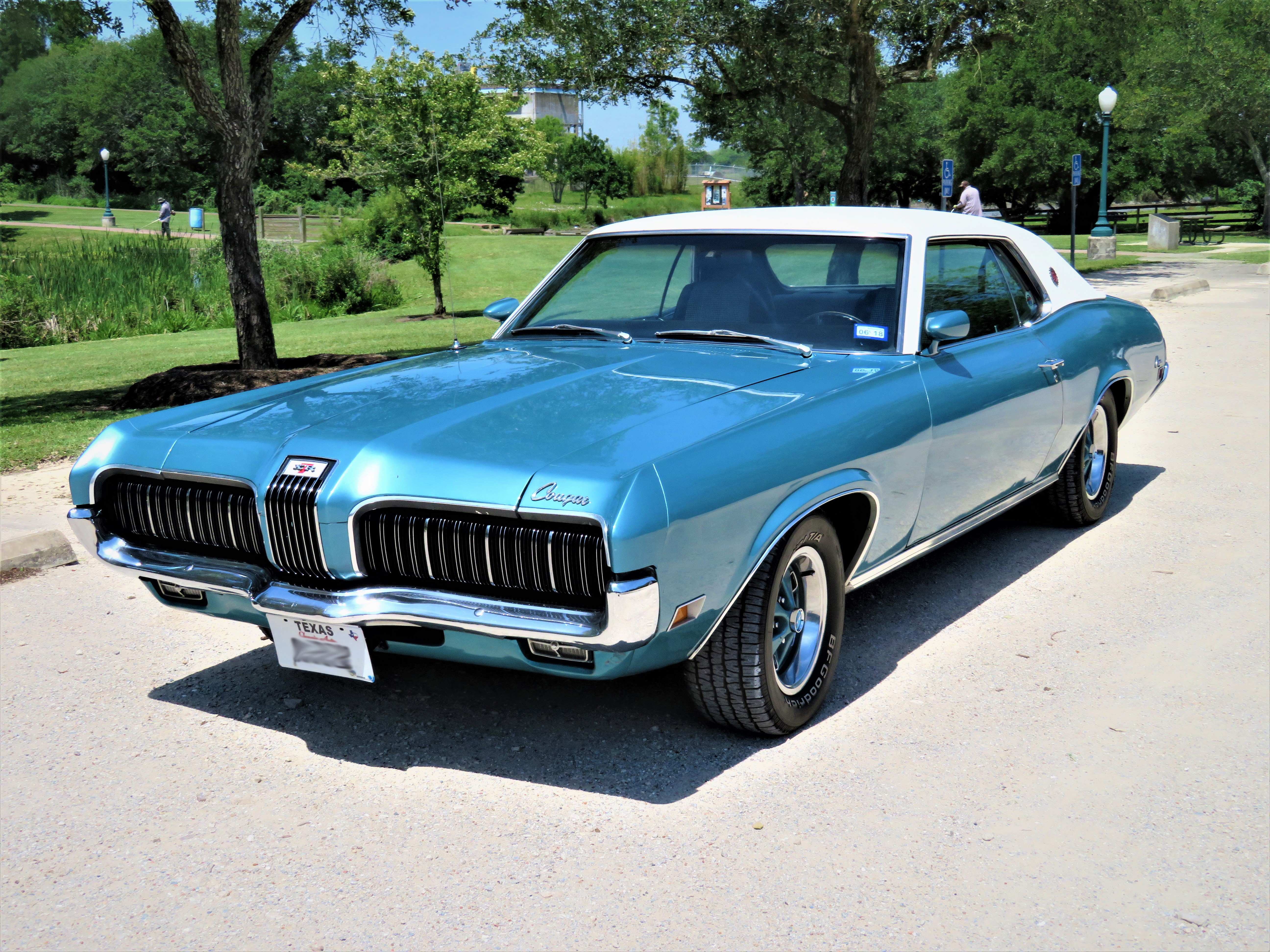 1970 Mercury Cougar Classic Car Restoration Club