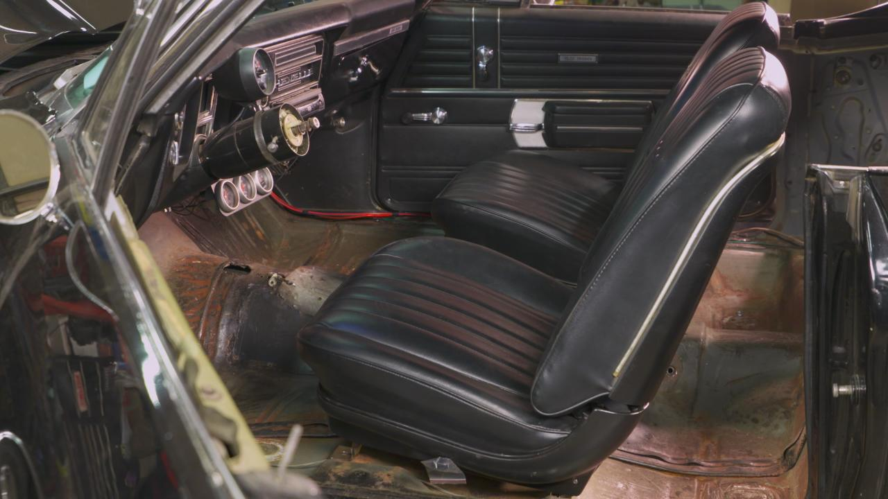 Picture of: Converting From Bench Front Seat To Bucket Seats Ccrc
