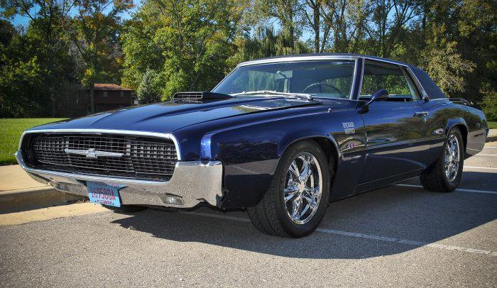 1967 Thunderbird Lead