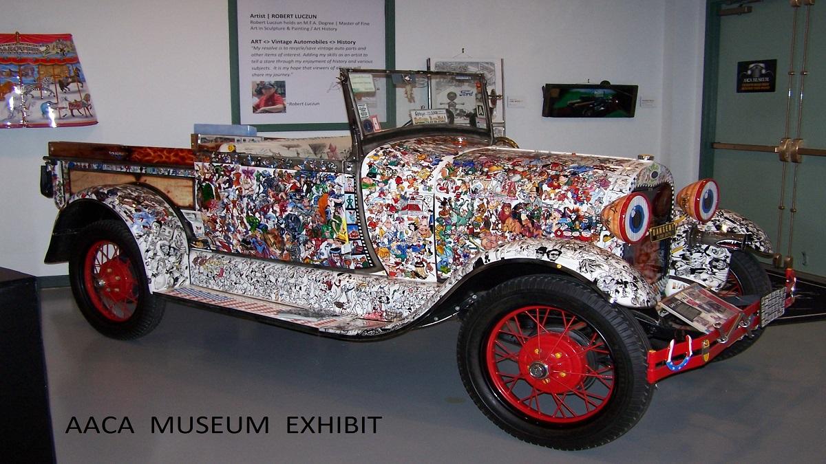 1928 Roadster Pickup