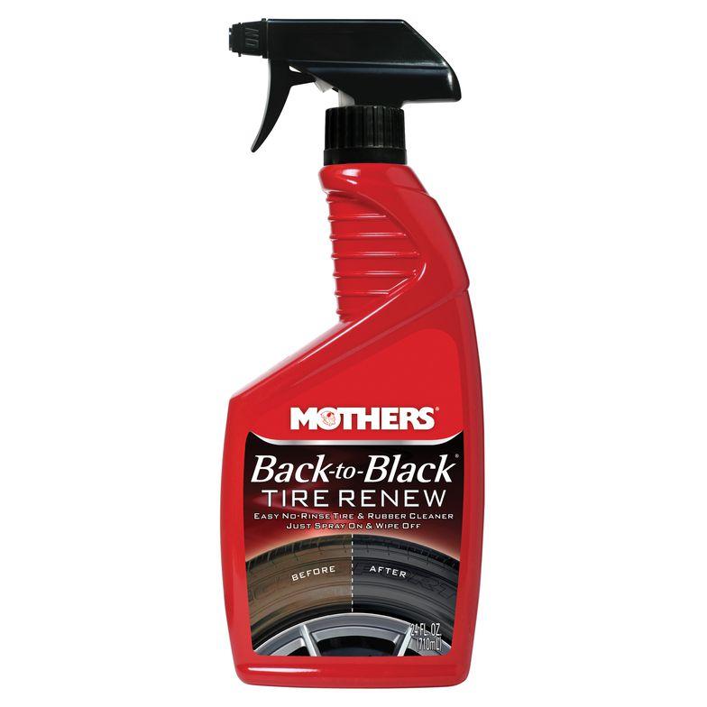 back to black tire renew