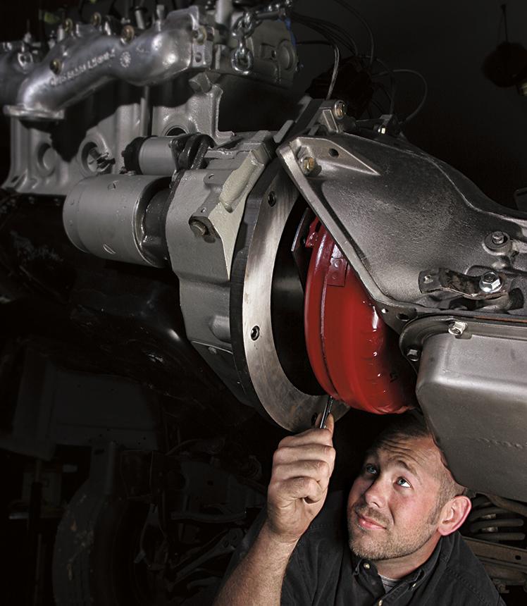 TH400 transmission