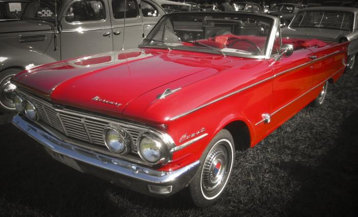 1963 Comet Convertible