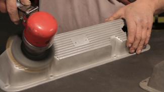Restoring Cast Aluminum