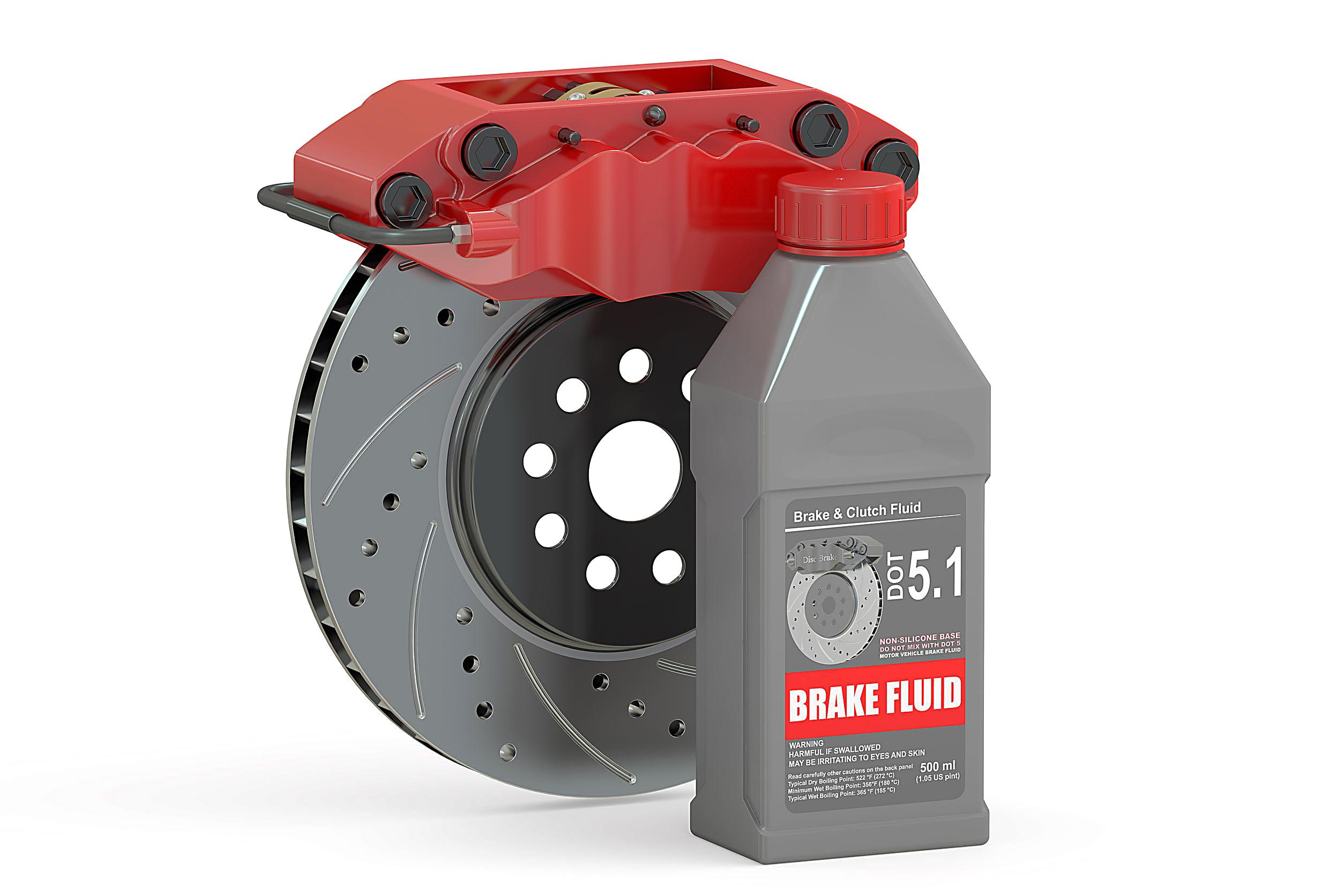 Expensive Brake Fluids
