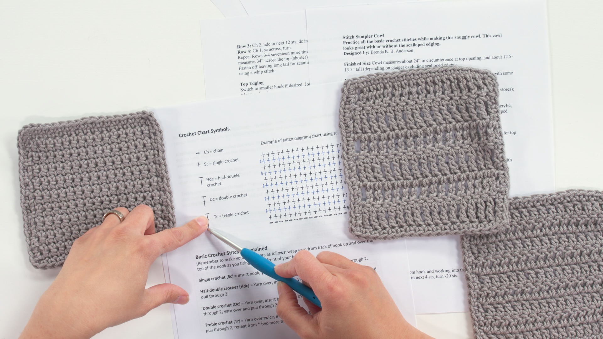 14-Day Learn to Crochet Series: Day 3