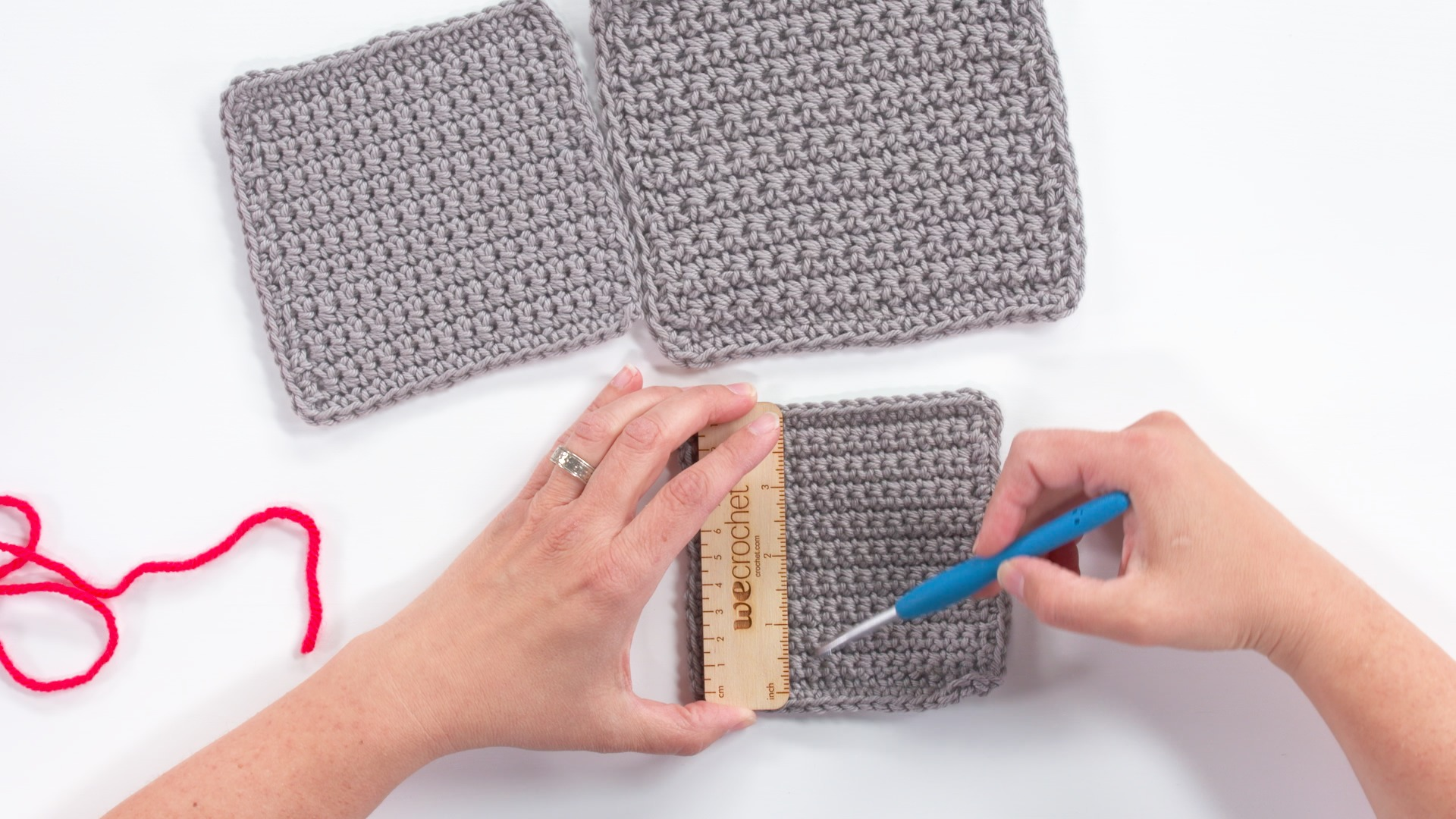 14-Day Learn to Crochet Series: Day 4
