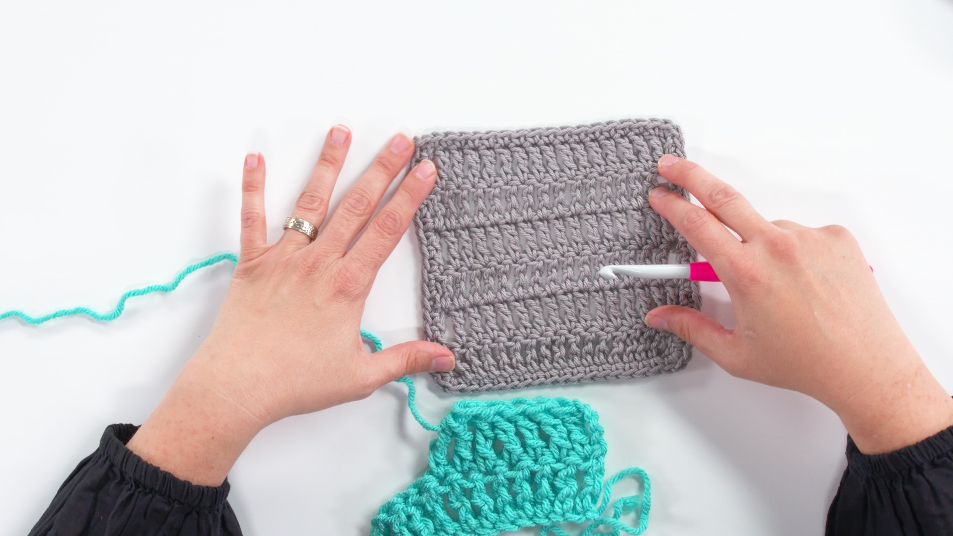 14-Day Learn to Crochet Series: Day 9