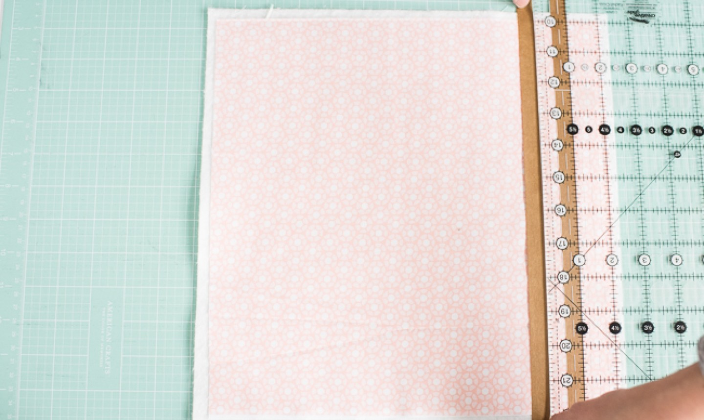 tape for straight line quilting