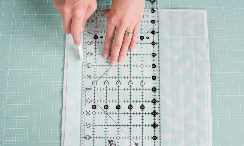 Hera Marker quilt tool