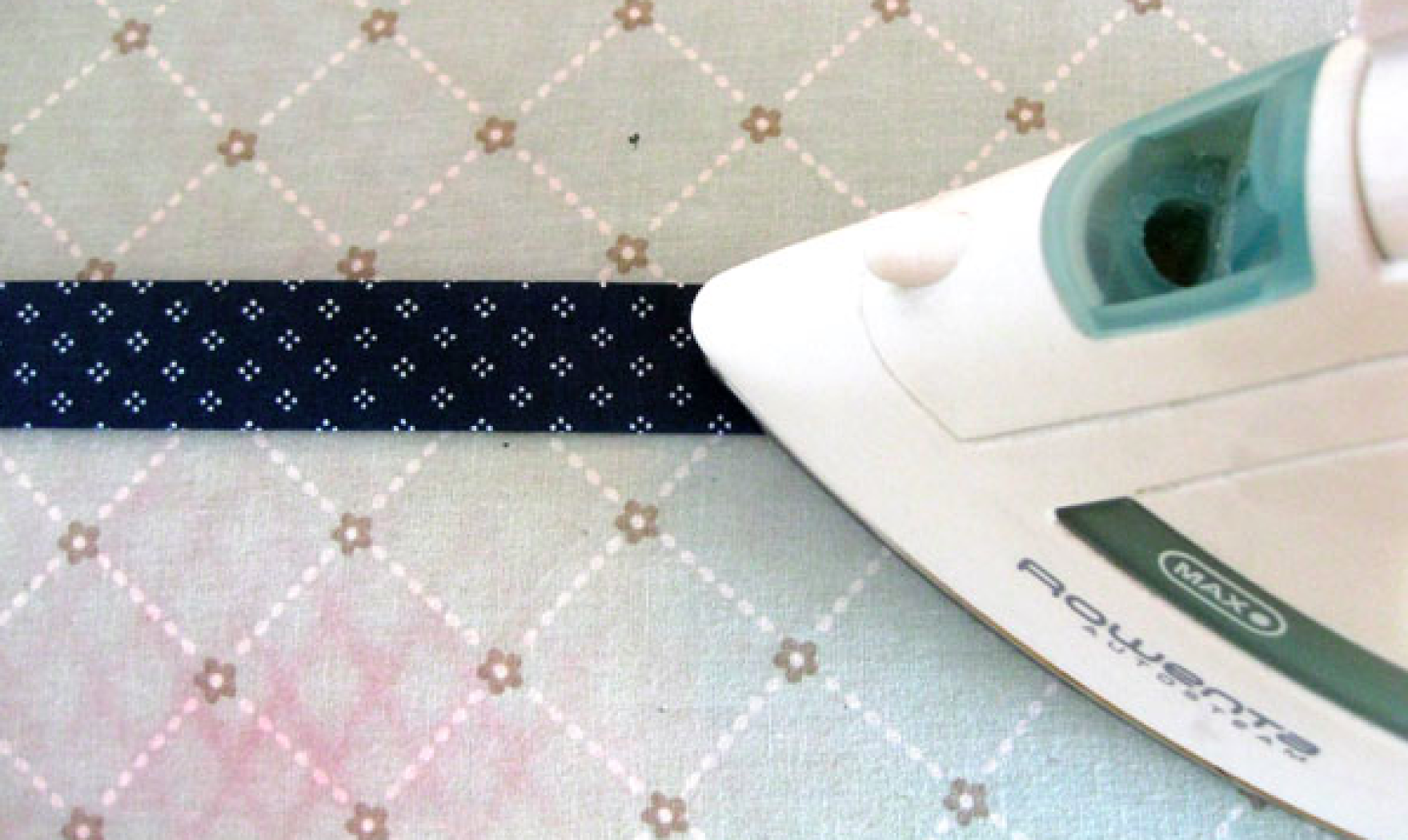 ironing fabric tote strap