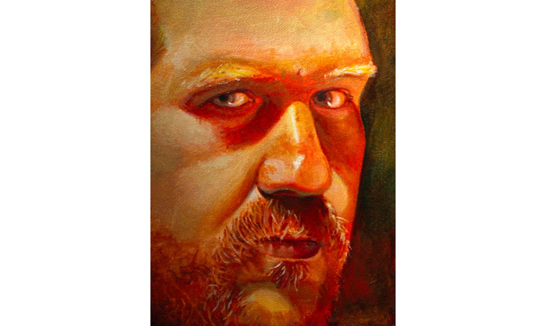 paul heston portrait