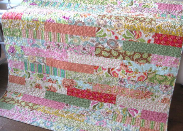 Beautiful Strip Quilt Patterns: Save Time!