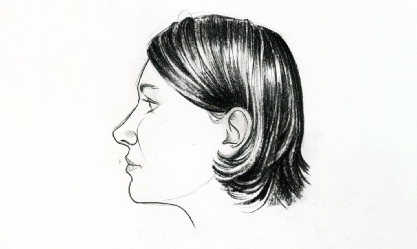 Keys To Drawing Realistic Hair Conquering The Coiffure