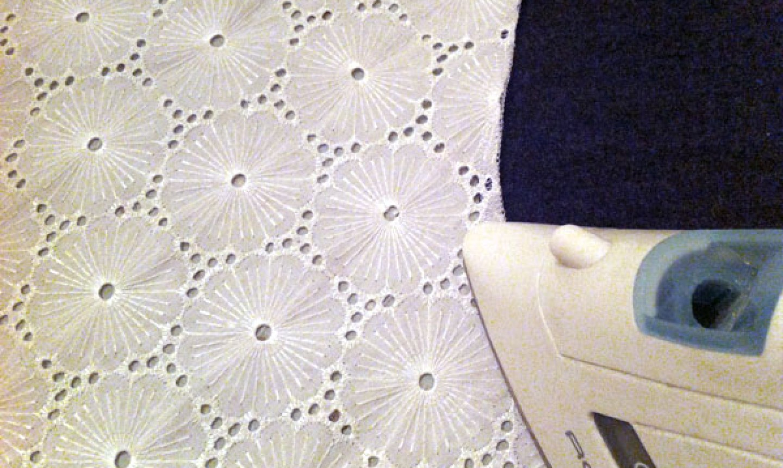 pressing panties fabric