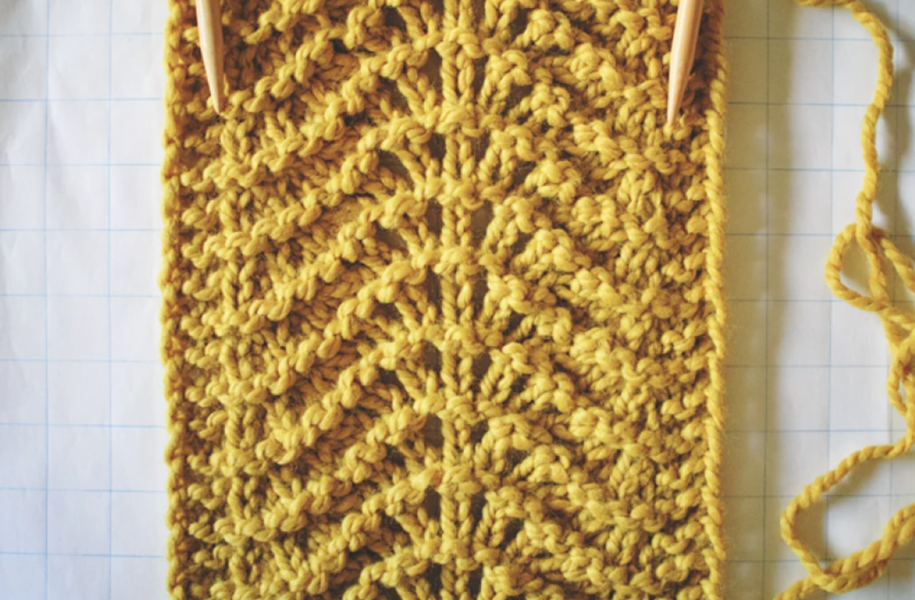 old shale stitch