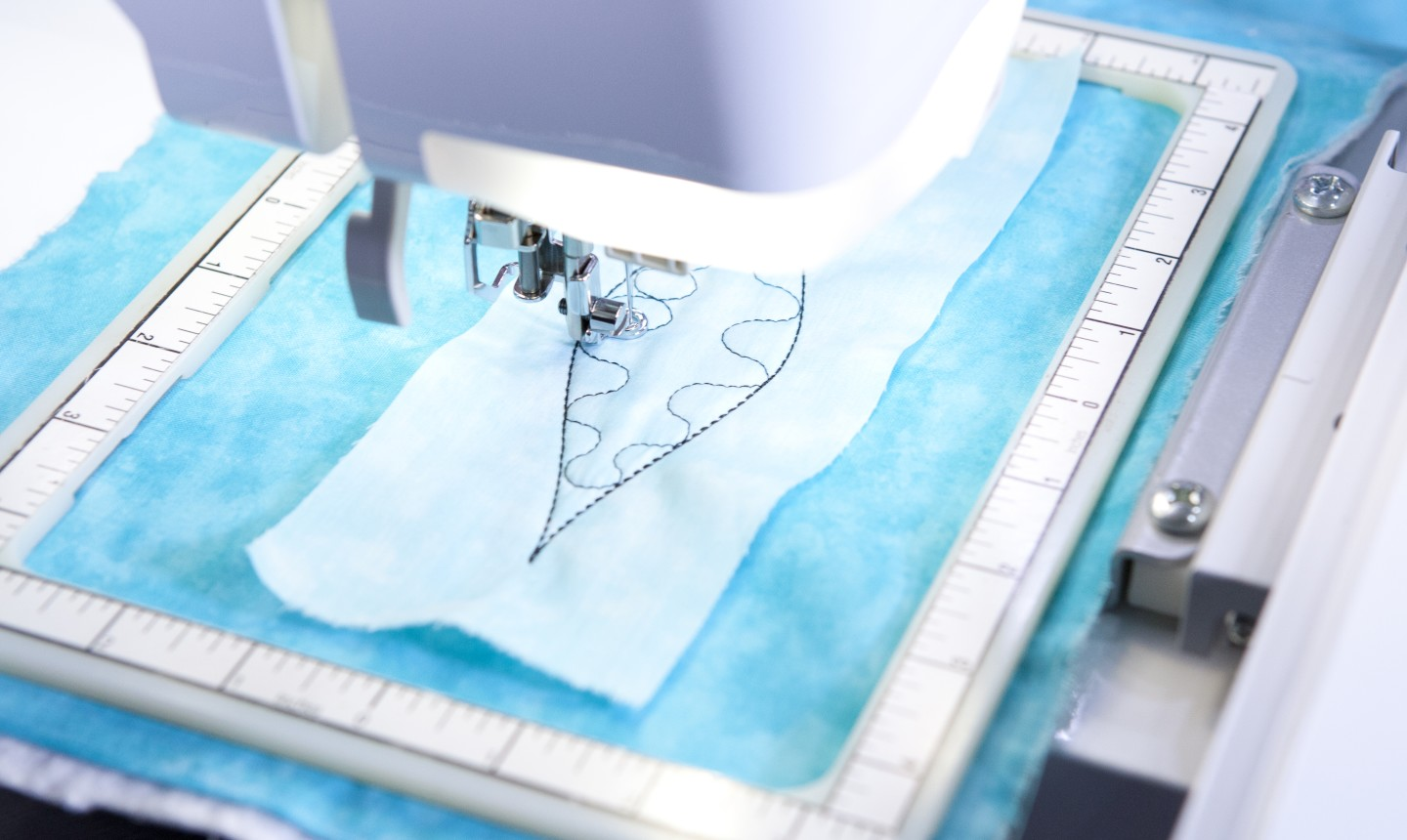 quilting in the hoop