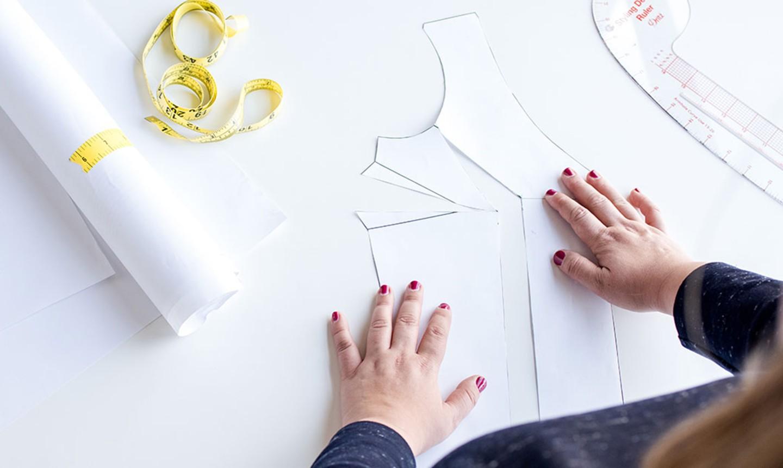 piecing pattern pieces