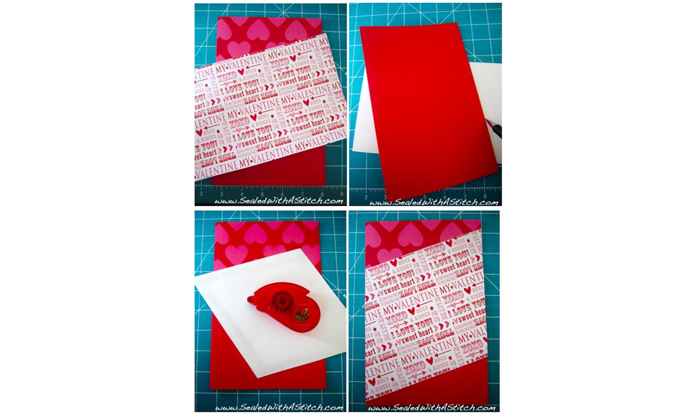 making valentine