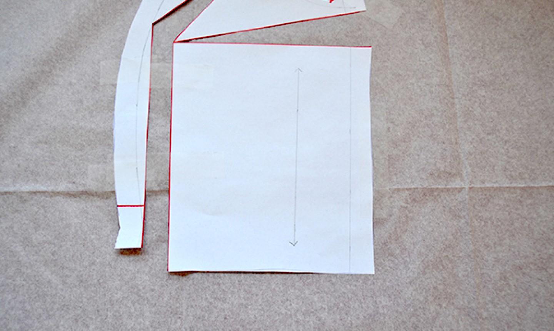 aligning pattern waistline