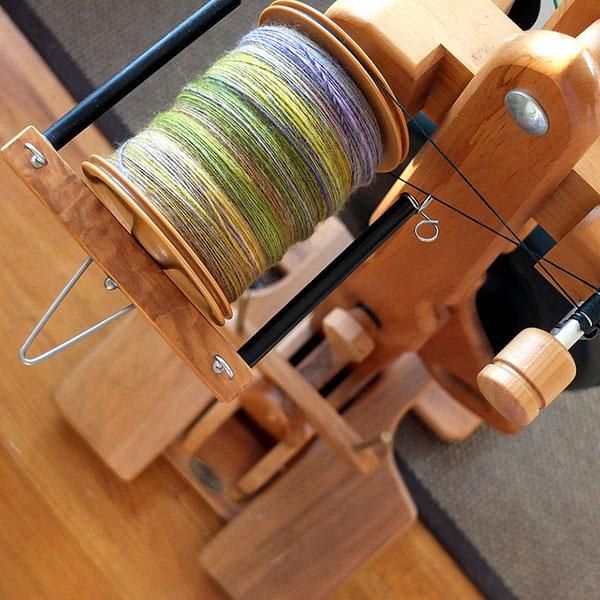 spinning wheel material