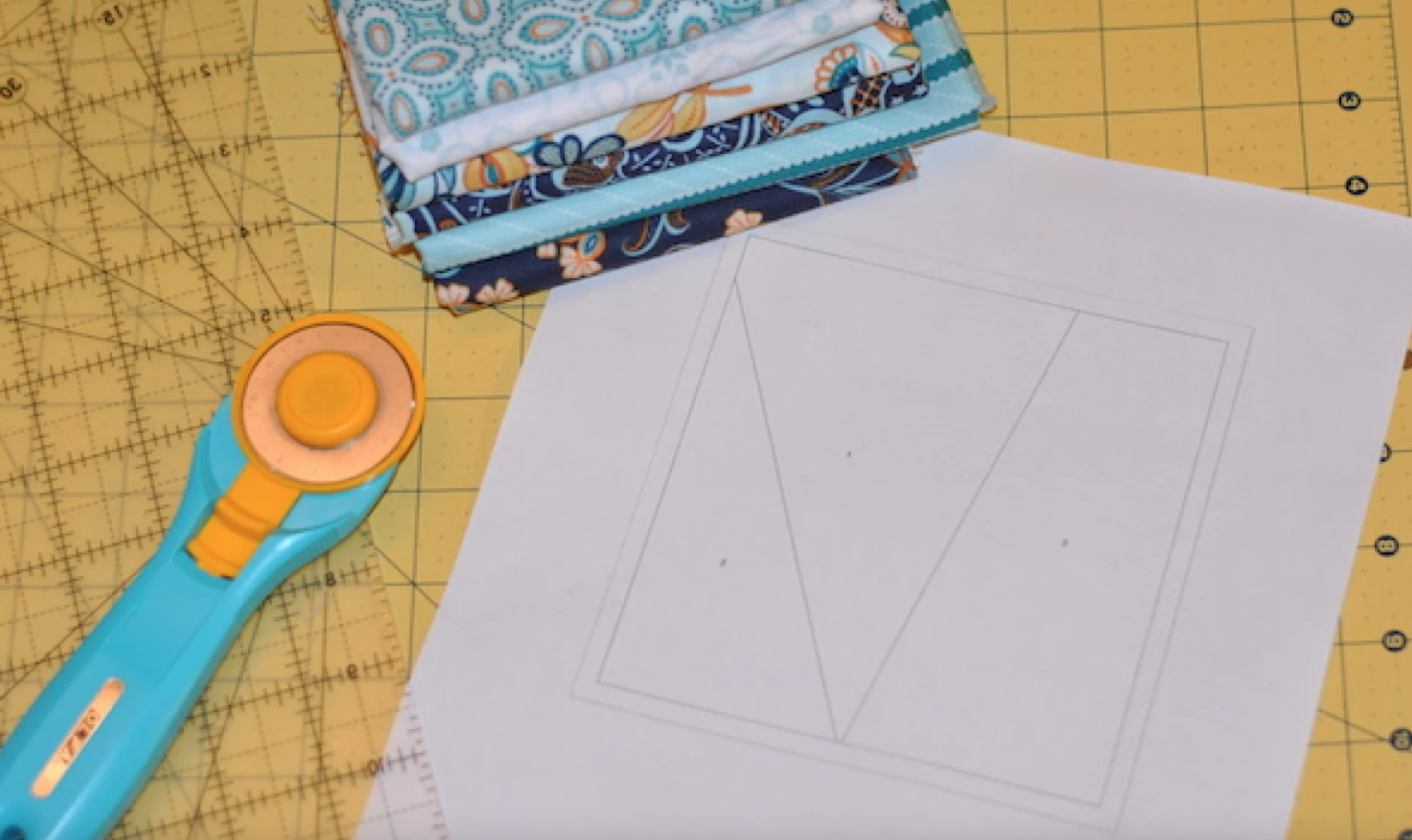 How To Paper Piece A Free Tutorial For Beginners