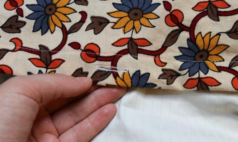 adding buttonhole