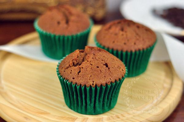 caramel frappuccino cupcake base