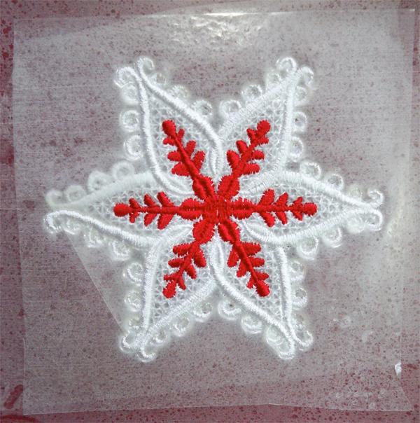 fsl lace snowflake