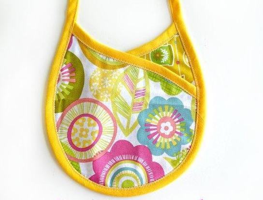 baby bib sew pattern