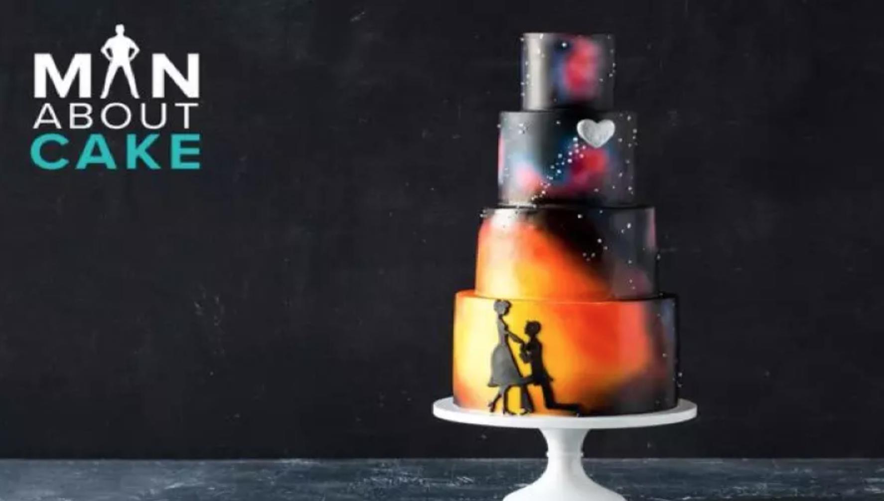 cosmic love cake