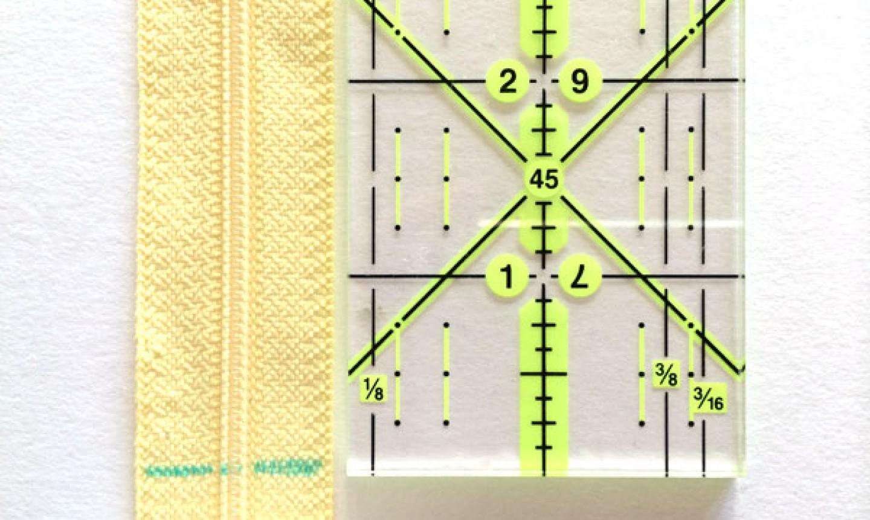 marking yellow zipper