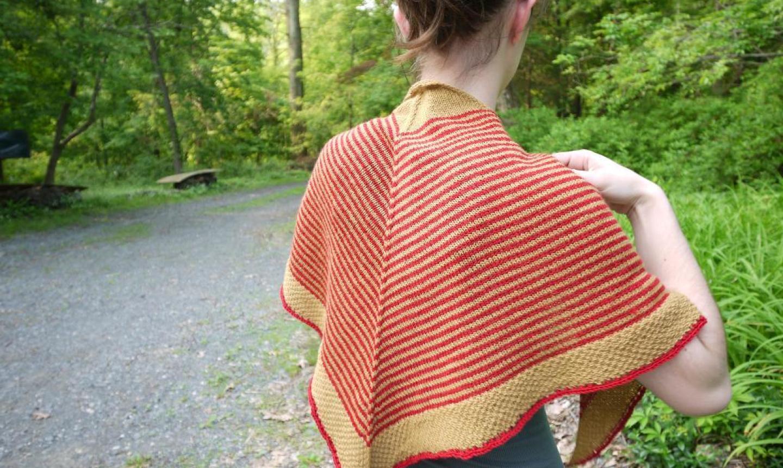malus domestica shawl