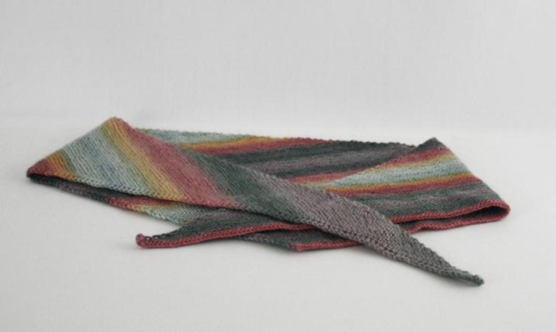 teasel shawl