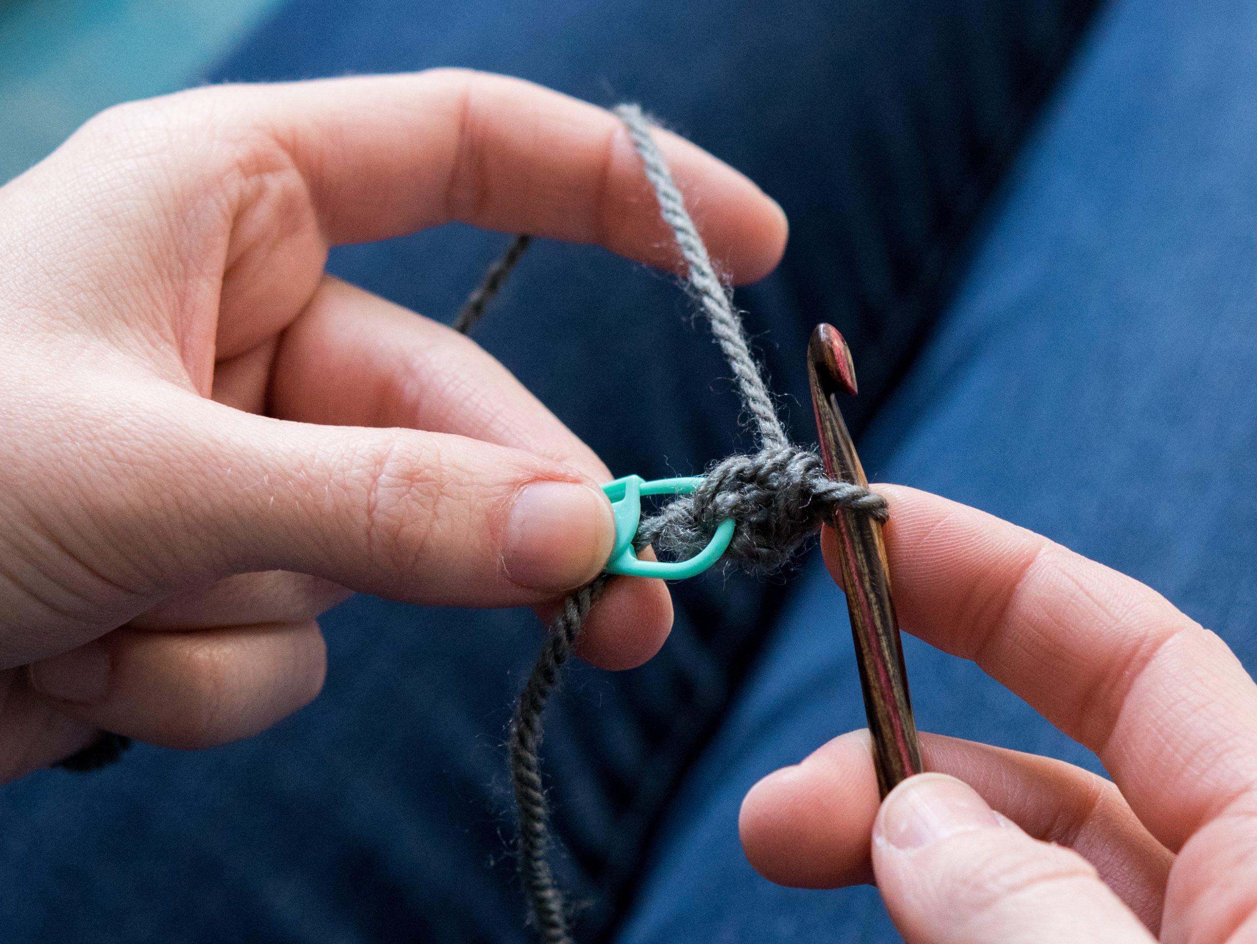 How To Crochet Foundation Single Crochet Fsc
