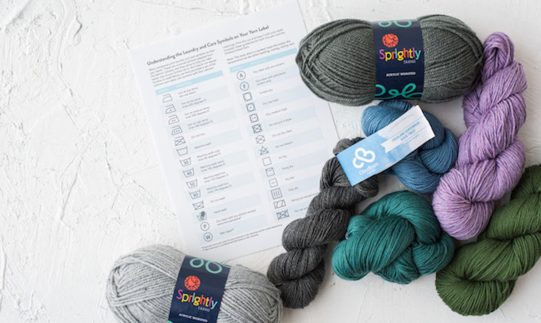 yarn and pattern