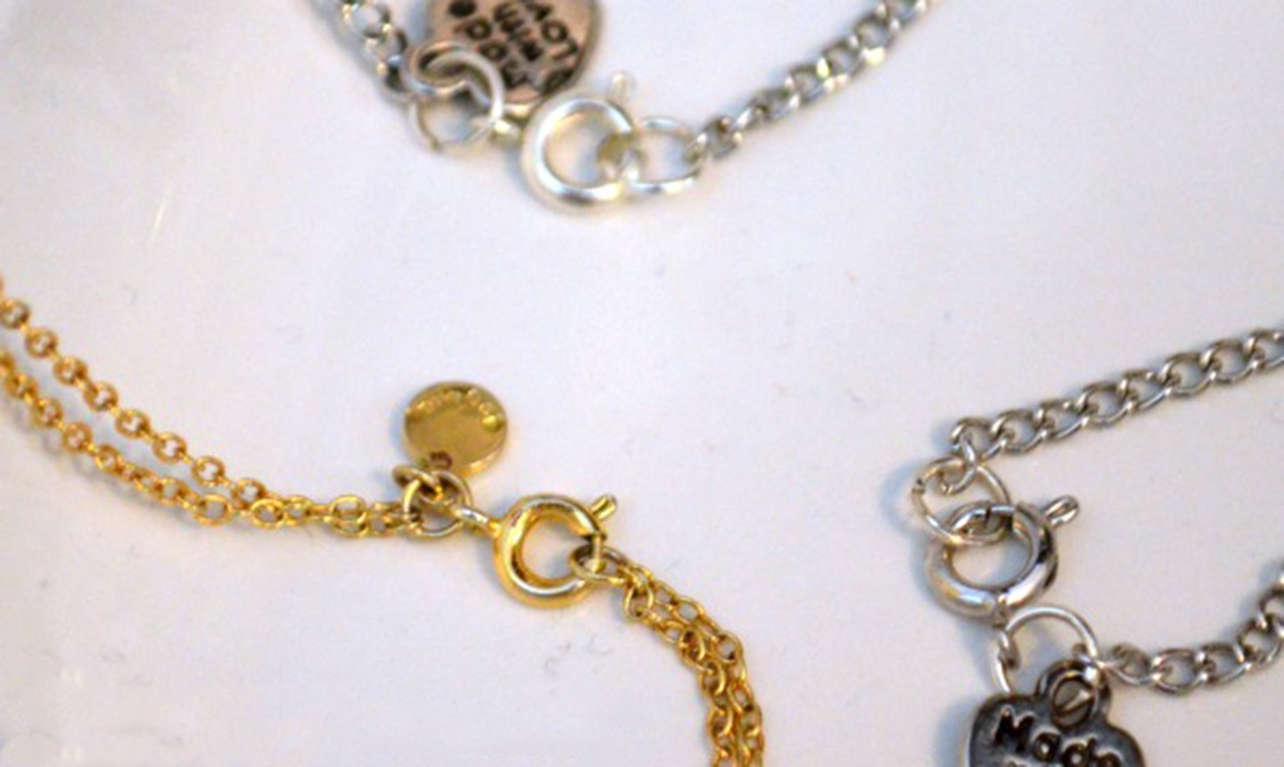 Spring Ring Clasp