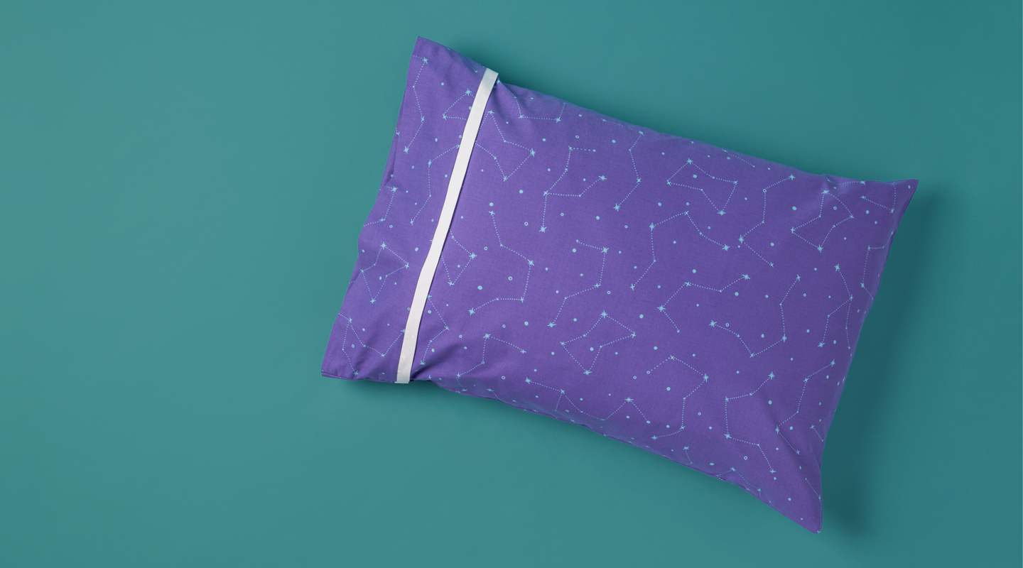 How To Make A Pillowcase In 15 Minutes With The Burrito Method