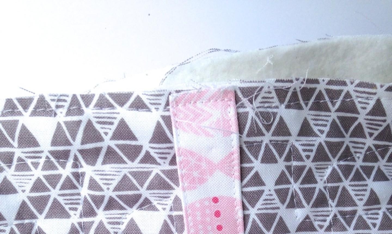 sewing on bag handles