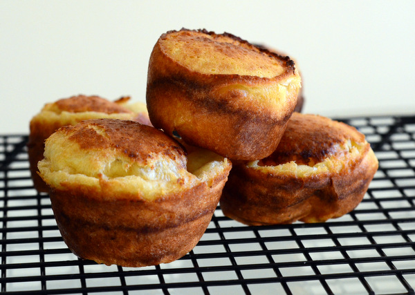 How To Make Popovers In A Muffin Pan Step By Step Tutorial